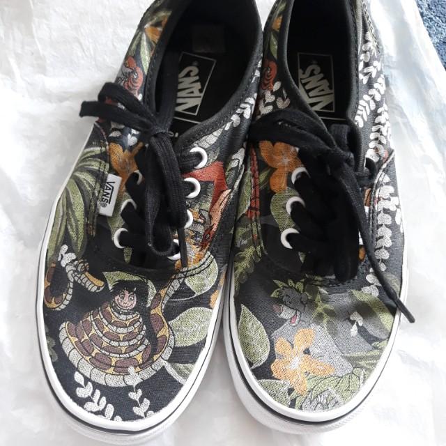 Vans disney Jungle Book