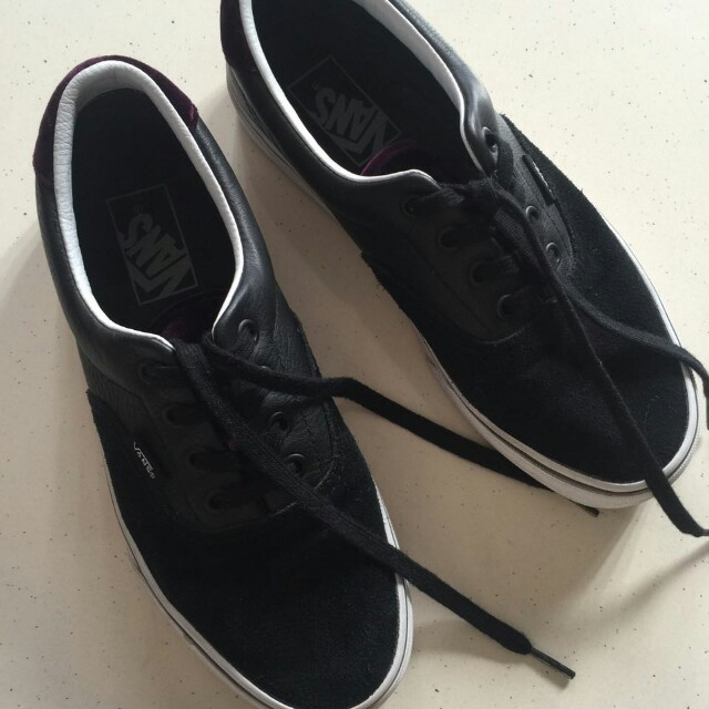 Vans limited edition size 38