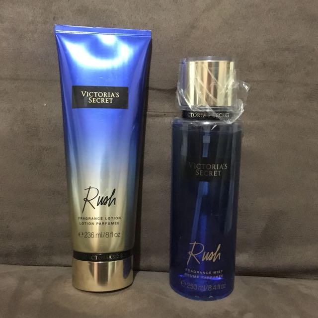 Victoria's Secret Rush Perfume