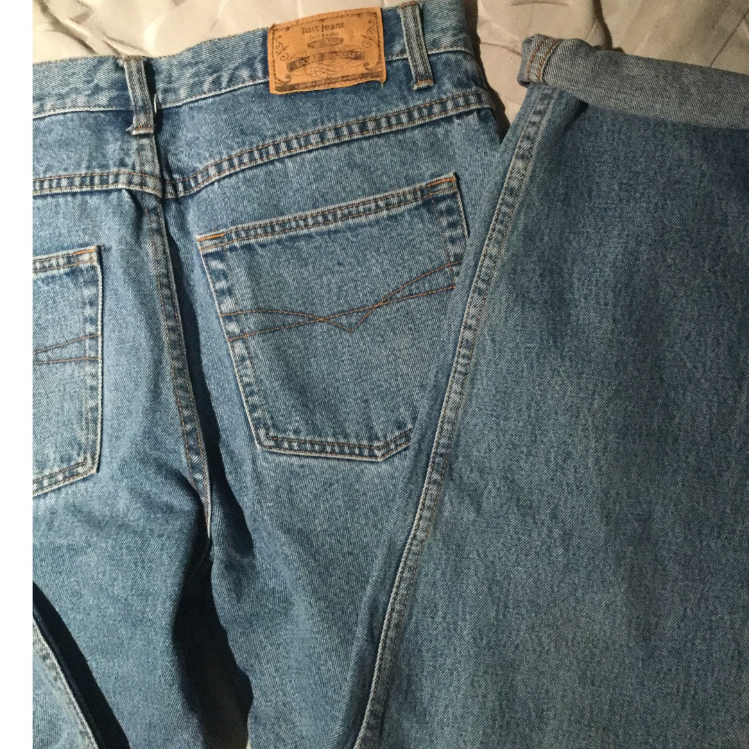 Vintage just jeans jeans size 32-34