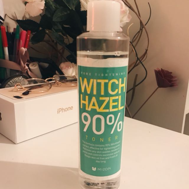 Witch Hazel Toner