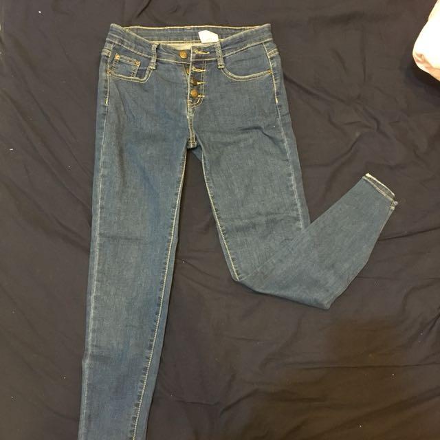 牛仔褲👖Woman M