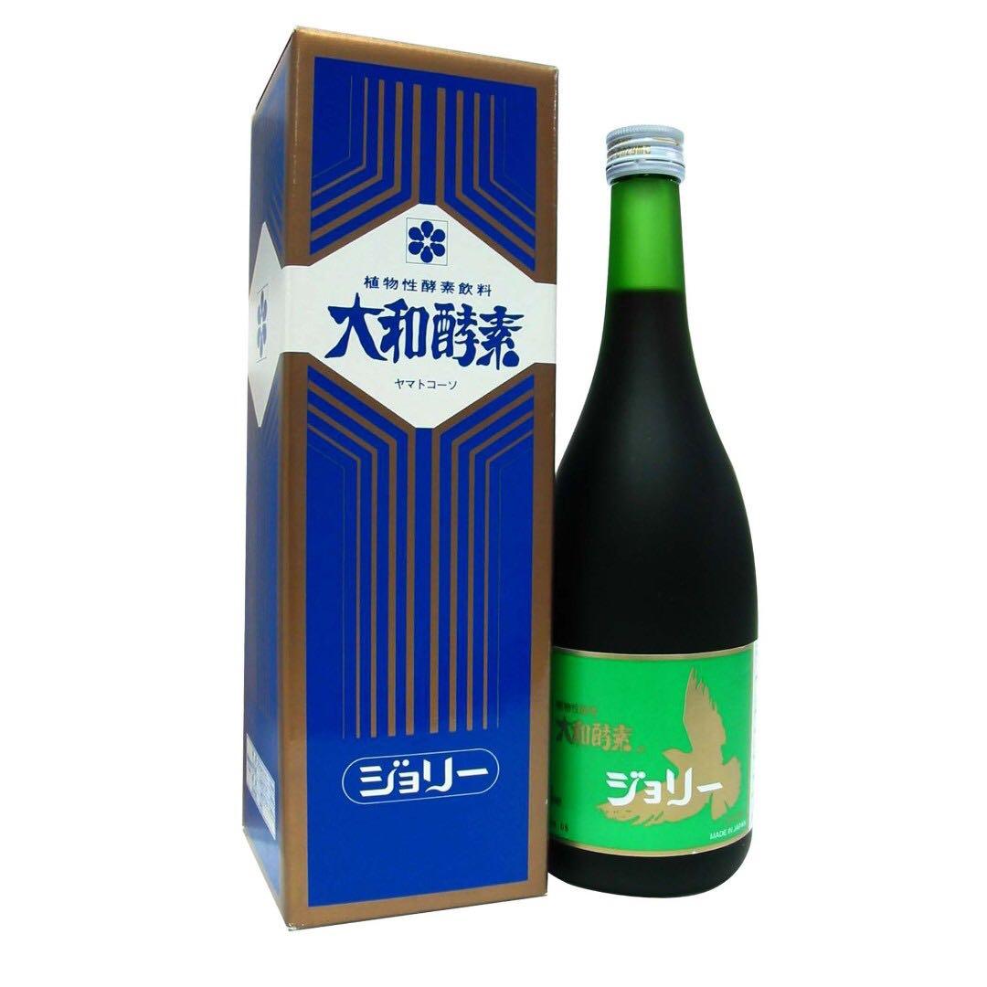 大和酵素Yamato  大和原液酵素720ml 綜合蔬果 日本正版公司貨