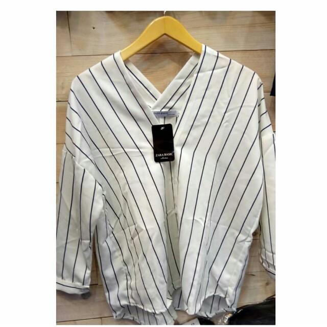 Zara basic stripe