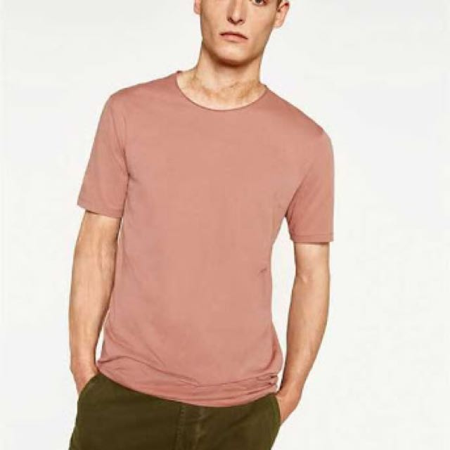 ZARA Long Tshirt Man (bisa jadi dress for the girls)