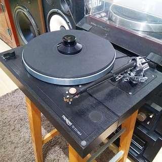 Thorens TD-321 mkⅡ turntable 黑膠唱盤