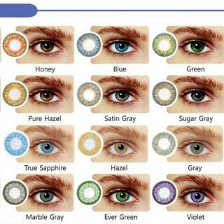 Contact Lens & Solution