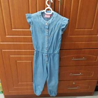 jumpsuit jeans for toddler