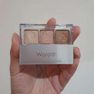 Eyeshadow Wardah Nude Classic