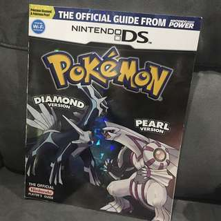 Pokémon Diamond and Pearl: Official Nintendo Player's Guide