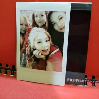 Red Velvet Polaroid