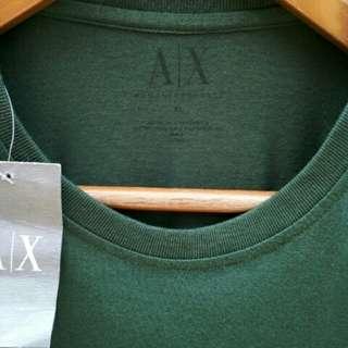 #cintadiskon, t'shirt unisex, Armani eXchange
