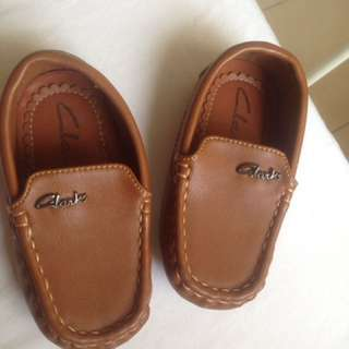 Clarks baby shoes