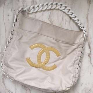 Chanel Modern Chain Hobo Bag