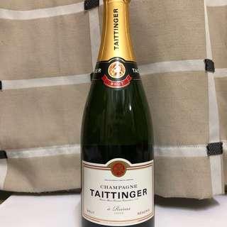 Taittinger Brut Reserve champagne 香檳
