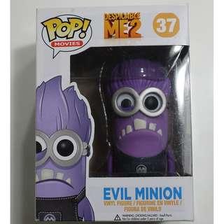 Funko POP Movies: Despicable Me 2 - Evil Minion
