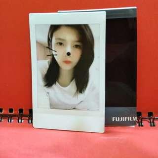 Red Velvet Joy Polaroid