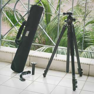 Jusino LS-253 Tripod with BS-18 Ballhead