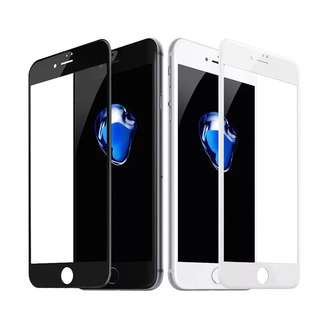 iphone7plus全屏保護貼iphone8plus公用
