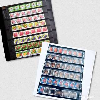 Promotion 2 lots: S'pore Old stamps