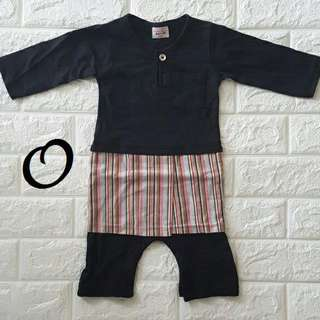 Romper Baju Melayu