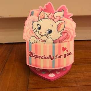 Disney Marie 信件夾