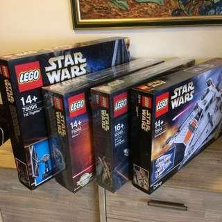 MISB Lego UCS Star Wars set