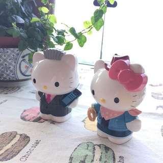 🚚 Hello Kitty可愛收藏公仔