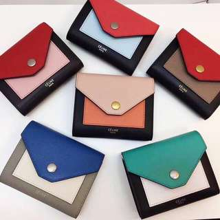 Celine pocket wallet