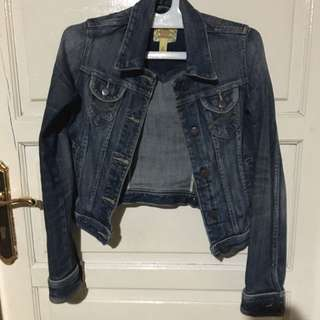 Jacket Jeans Denim