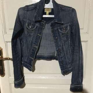 Jacket Jeans Denim