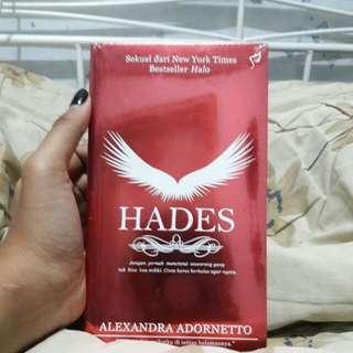 Novel Hades by Alexandra Adornetto