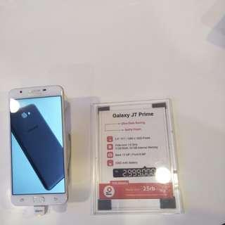 Promo Cashback Samsung J7 Prime Dicicil Tanpa Kartu Kredit