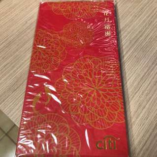 Red Packet CitiBank