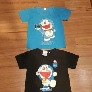 Doraemon Tshirt Combo #bajet20