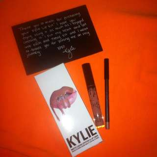 AUTHENTIC Kylie Lipkit (Candy K)