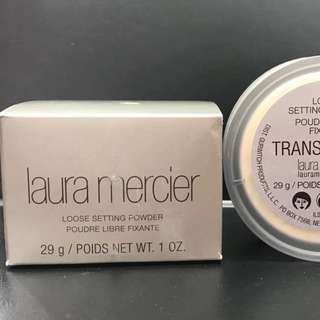 🇺🇸Laura Mercier 柔焦透明蜜粉 29g  Translucent 透明自然色