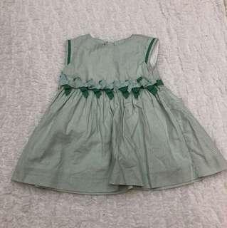 Chateau De Sable Baby Girl Dress 12 months