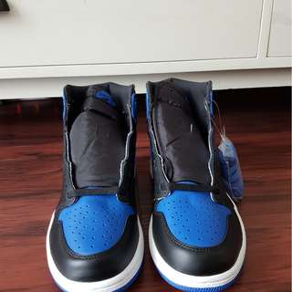 nike air jordan 1 royal 2017 DS asli