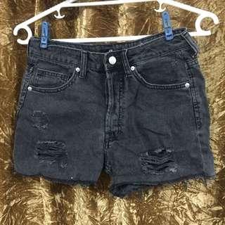 H&M maong shorts