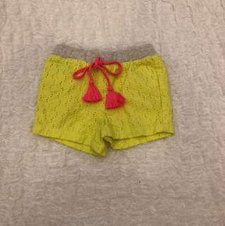 Gingersnaps Shorts 2 years old