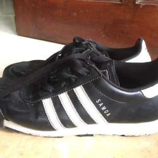 Adidas Samoa Leather BW
