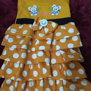 Baju pesta anak