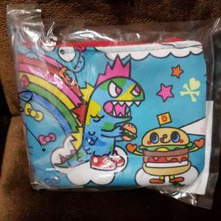 Brand New JuJuBe Rainbow Dreams Coin Purse (3)