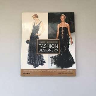 Books: Fashion Designers