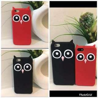Owl Soft Case