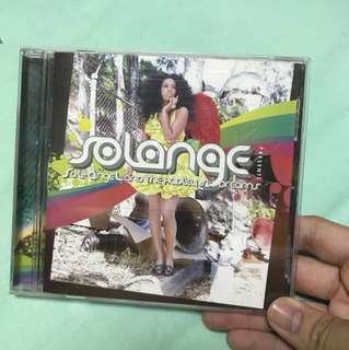 Solange - Sol-angel and the Hadley St Dreams