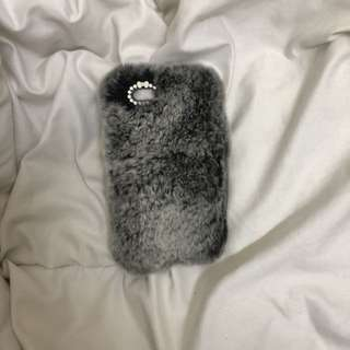 iPhone 6/6s furry case
