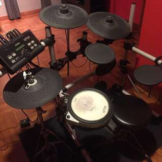 Yamaha DTX 532k Electronic Drums (PARTS SOLD SEPARATELY)