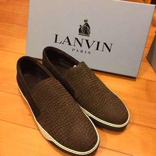 LANVIN Slip On Brand New